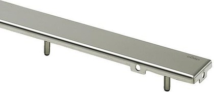 Дизайн-решетка стальная глянцевая, 750мм Viega Advantix Visign ER3 589516