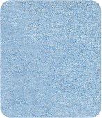 Коврик для ванной 55x65см голубой Spirella Gobi 1012423