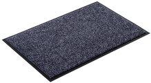 Коврик придверный 60х90см, сине-серый Golze Proper Tex Uni 618-55-41