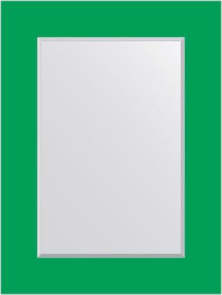 Зеркало для ванной на цветном основании 60x80см FBS CZ 0616