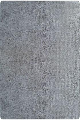 Коврик для ванной комнаты 70x120см серый Spirella Serena 1018028