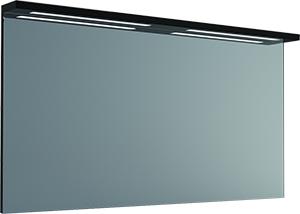 Зеркало со светильником 140x11x70см Verona Viva VA712