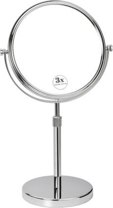 Зеркало настольное косметическое, диаметр 190мм, Bemeta 112201412