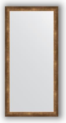 Зеркало 76x156см в багетной раме 66мм старая бронза Evoform BY 1120