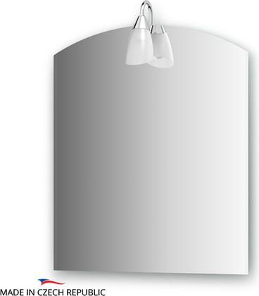 Зеркало со светильником 55x65см Ellux CLA-A1 0453