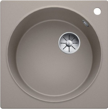 Кухонная мойка Blanco Artago 6, отводная арматура, серый беж 521764
