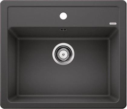 Кухонная мойка Blanco Legra 6, гранит, антрацит 523332