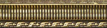 Зеркало 74x134см в багетной раме золотой акведук Evoform BY 1103