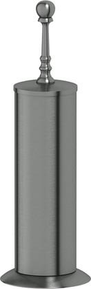 Туалетный ёршик 3SC Stilmar напольный, латунь, серебро STI 430