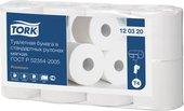 Туалетная бумага Tork в стандартных рулонах, 8шт., мягкая 120320