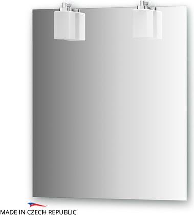 Зеркало со светильниками 65x75см Ellux BOL-A2 0208