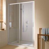 Душевая дверь Kermi Cada XS CK G2L, 130см, дверь справа, прозрачное стекло CKG2L13020VPK