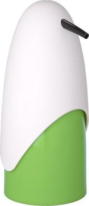 Ёмкость для жидкого мыла зелёно-белая Wenko Penguin 20080100