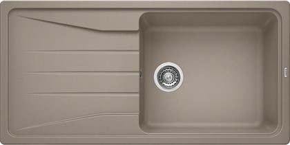 Кухонная мойка оборачиваемая с крылом, гранит, серый беж Blanco Sona XL 6 S 519696
