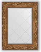Зеркало Evoform Exclusive-G 550x720 с гравировкой, в багетной раме 85мм, виньетка бронзовая BY 4013