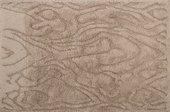 Коврик для ванной Spirella Zao 60x90см, хлопок, серо-коричневый 1019910