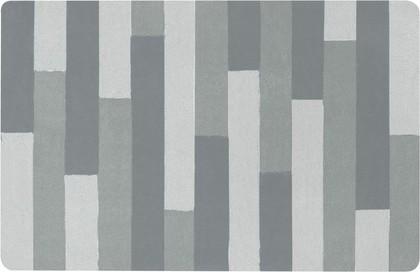 Коврик для ванной 60x90см светло-серый Spirella Plank 1016200