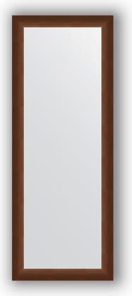 Зеркало 56x146см в багетной раме 65мм орех Evoform BY 1074