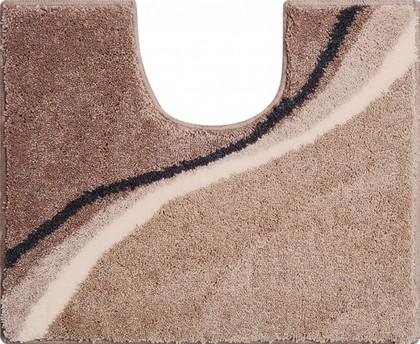 Коврик для туалета Grund Luca 50x60см, полиакрил, бежевый b3742-006001297