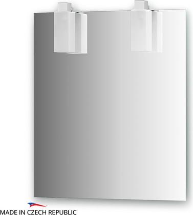 Зеркало со светильниками 65x75см Ellux RUB-B2 0208