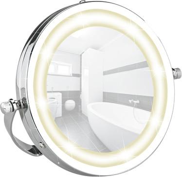 Зеркало косметическое настольное с подсветкой Wenko BROLO 3656350100