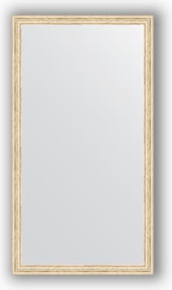 Зеркало 73x133см в багетной раме слоновая кость Evoform BY 1100
