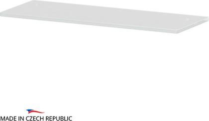Полка с отверстиями 40см, матовое стекло Ellux ELU 028