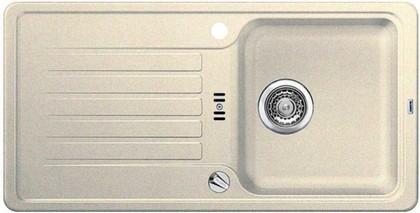 Кухонная мойка оборачиваемая с крылом, гранит, жасмин Blanco Favos mini 521405