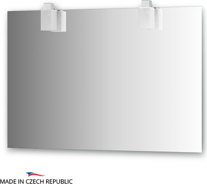 Зеркало со светильниками 110х75см Ellux RUB-A2 0214