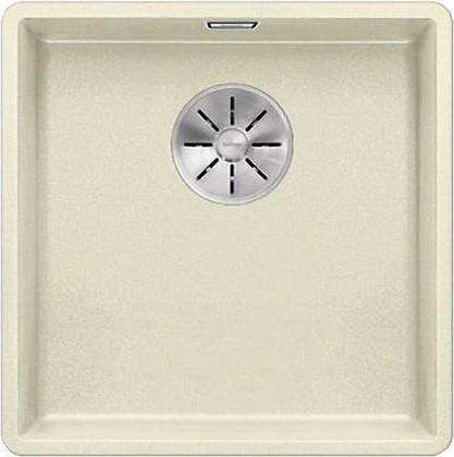Кухонная мойка Blanco Subline 400-F, отводная арматура, жасмин 523498