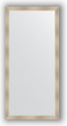 Зеркало 74x154см в багетной раме травлёное серебро Evoform BY 0769