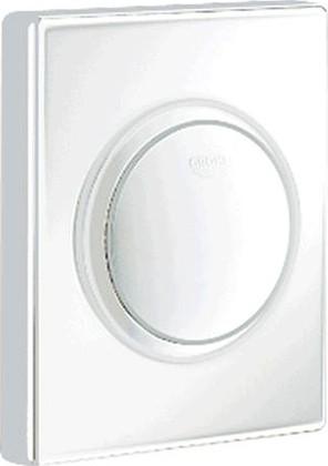 Кнопка смыва для инсталляции для писсуара, белый Grohe SKATE 38595SH0