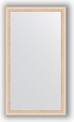 Зеркало 64x114см в багетной раме белёный дуб Evoform BY 1086