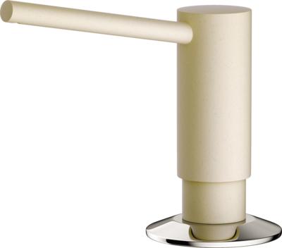 Дозатор для моющего средства Omoikiri OM-02-MA, встраиваемый, марципан 4995039