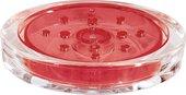 Мыльница Spirella Sydney Acrylic настольная, акрил, красный 1011342