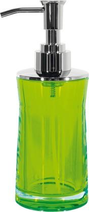 Ёмкость для жидкого мыла киви Spirella SYDNEY Clear-Acrylic 1017776