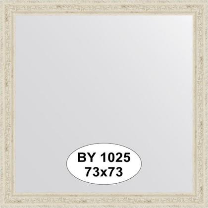 Зеркало 73x73см в багетной раме слоновая кость Evoform BY 1025