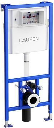 Инсталляция Laufen LIS CW1 для подвесного унитаза, двойной смыв 8.9466.0.000.000.1
