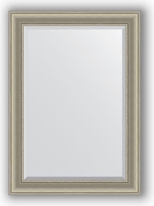 Зеркало 76x106см с фацетом 30мм в багетной раме хамелеон Evoform BY 1295
