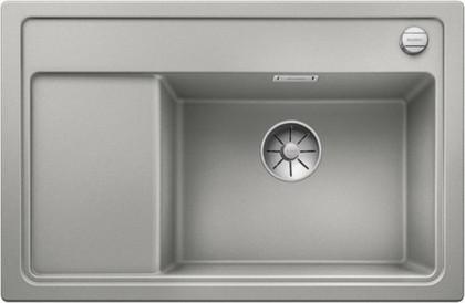 Кухонная мойка Blanco Zenar XL 6S Compact, чаша справа, клапан-автомат, жемчужный 523757