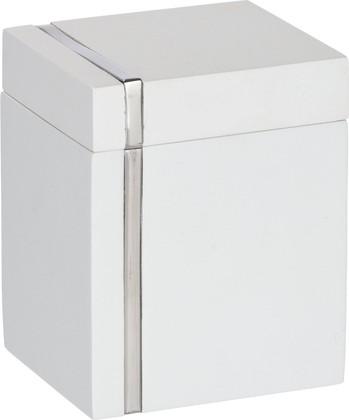 Контейнер универсальный белый с крышкой Wenko Noble 20491100