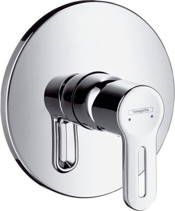 Наружная часть смесителя для душа (к ibox universal), хром Hansgrohe Metropol S 14665000