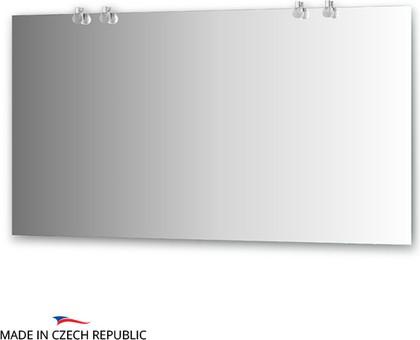 Зеркало 140х75см со светильниками Ellux CRY-B4 0217