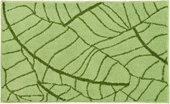 Коврик для ванной Kleine Wolke Kingston Linden, 60x100см, полиакрил, зелёный 4061619360