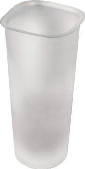 Запасная стеклянная колба для туалетного ёршика Colombo ALIZE B2550