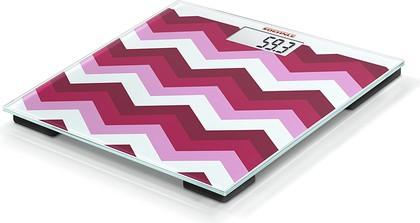 Весы электронные напольные, бордовый Soehnle Jolly digital 63842
