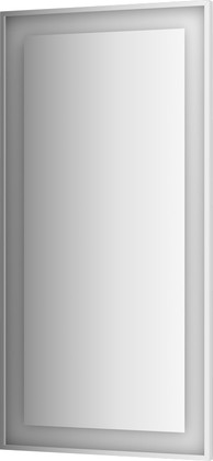 Зеркало 80x160 в багетной раме со встроенным LED-светильником Evoform BY 2216