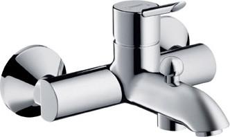 Смеситель для ванны, однорычажный Hansgrohe Focus S 31742000