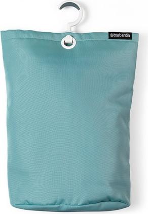 Подвесная сумка для белья, 35л мятная Brabantia 106064