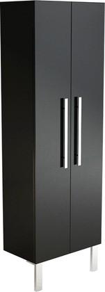 Шкаф-пенал напольный с подсветкой, 60x34x186см Verona Lusso LS314